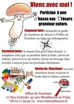 Chasse aux trésors participative | Géocaching et tourisme | Scoop.it