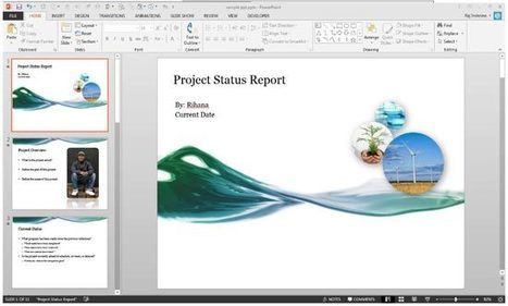 slides with countdown timers in powerpoint 2016