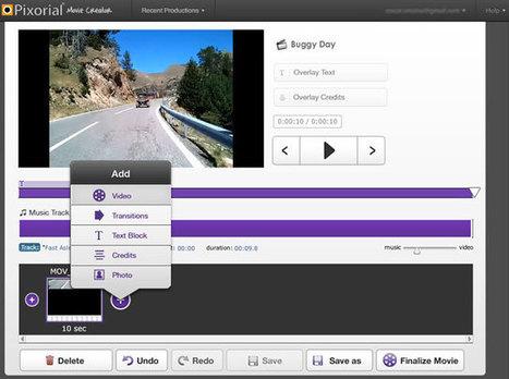 Los tres mejores editores de vídeo online gratis | Herramientas digitales | Scoop.it