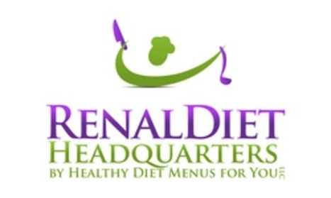 About Renal Diet Menu Plan Headquarters | Renal Diet Meal and Menu Plan | Scoop.it