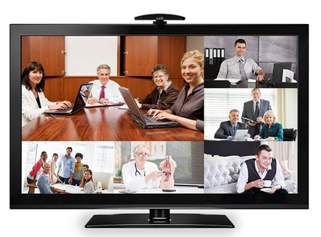 Big Screen HD Video Conferencing At An Affordable Price with Biscotti | Online Collaboration Tools | Scoop.it