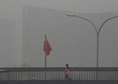 Beijing to raise threshold for issuing air pollution 'red alerts' | China environment (climate policy) | Scoop.it