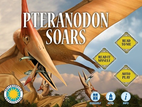 Pteranodon Soars | Apps for Children with Special Needs | Scoop.it
