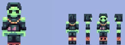 Image result for plague knight minecraft skin