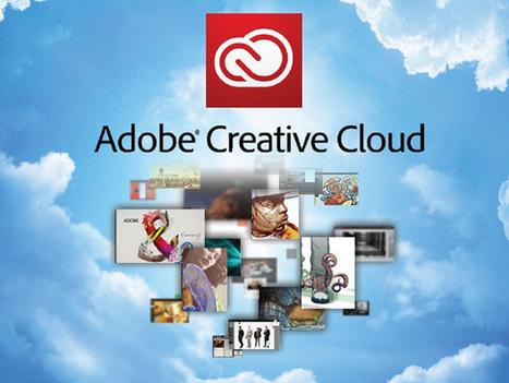 Adobe a tranché : ses futurs logiciels seront en abonnement payant mensuel | Imagincreagraph.com | Scoop.it