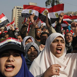 Egyptians Mark First Anniversary of Uprising | African Conflicts | Scoop.it