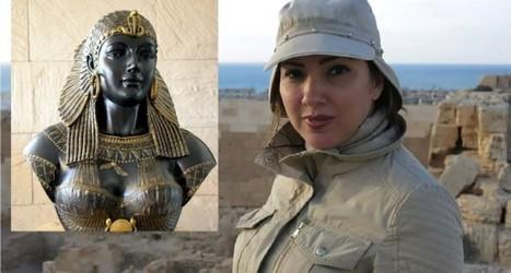 Museo de El Cairo exhibirá objetos de Cleopatra hallados por arqueóloga dominicana | Egiptología | Scoop.it