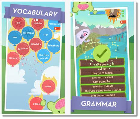 MindSnacks, aprendiendo idiomas con juegos desde el iPad | E-Learning, M-Learning | Scoop.it