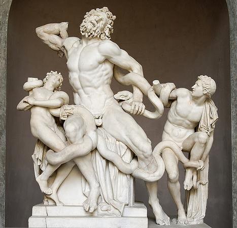 Il Gruppo del Laocoonte - Rodi, anno 200 a.C. | Net-plus-ultra | Scoop.it