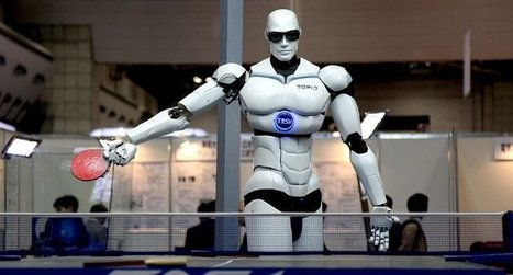 Are Robots Going To Replace CEOs? | English for HR and working life | Scoop.it