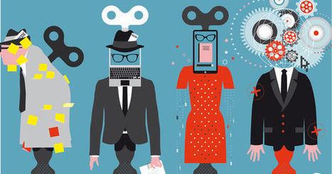 Robots, les algorithmes prennent la plume | Transhumanisme | Scoop.it