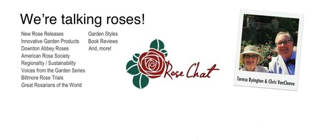 Rose Garden Check Up | Dr. Barry McCasland | Chemical Safety | All Things Rose | Scoop.it