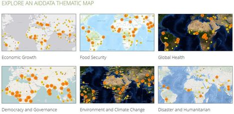 AID Data: Open data for international development | Geography Education | Scoop.it