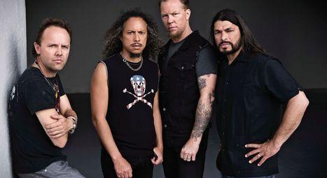 Metallica à Rock Werchter 2014! | Articles divers | Scoop.it