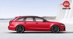 2015 Audi RS6 Avant launching on 4th June 2015 in India | Cars | Mobiles | Coupons | Travel | IPL | Scoop.it