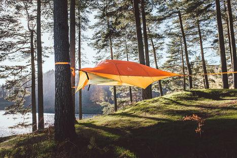 Testasimme puiden varassa roikkuvan Tentsile-teltan 0b1522da36