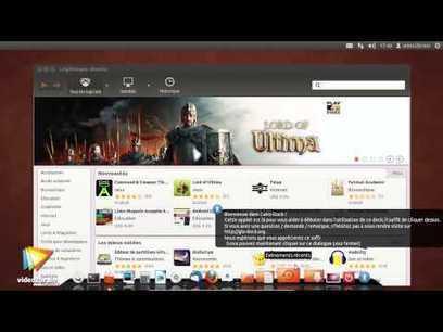 Ubuntu Linux : Maquiller votre Ubuntu en Mac | Tuto Video - Tutorial Video - Teletuto | le manchot rôti | Scoop.it