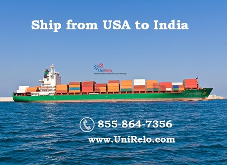 Shipping To India From USA   Scoop it