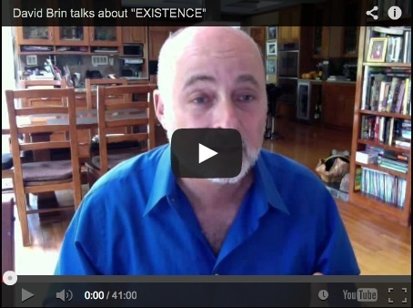 SparklyPrettyBriiiight | Book review: Existence by David Brin | Existence | Scoop.it