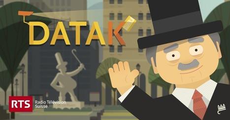 Datak : un jeu sérieux pour protéger vos données sur Internet | TICE, Web 2.0, logiciels libres | Scoop.it