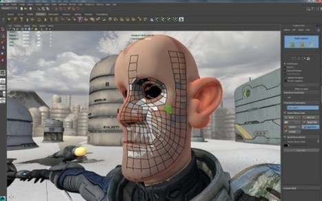 Autodesk to charge $50 a month for Maya LT 3D animation tool for indie and ... - VentureBeat | Machinimania | Scoop.it