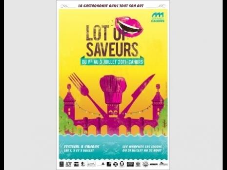LOT of Saveurs, le festival gastronomique et touristique du Grand ... - Obiwi | Gastronomie et tourisme | Scoop.it
