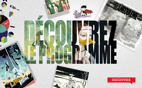 43rd Festival Comic Strip Festival -Angoulême – 28 -31 Jan 2016 | France Festivals | Scoop.it