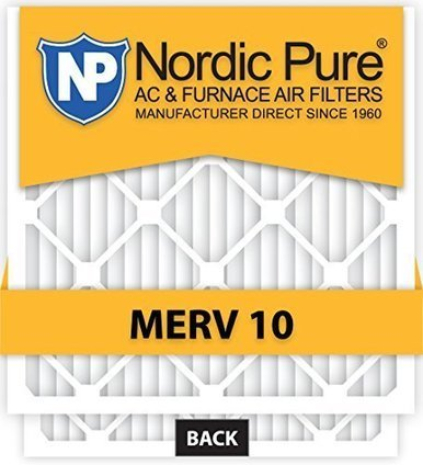 Actual Size 2 Pack Accumulair Diamond 8x24x1 MERV 13 Air Filter//Furnace Filters