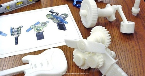 How 3D Printing Is Going To Change The World   | Strongfactstweets | Differentiated and ict Instruction | Scoop.it