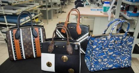 5b97d71041 Louis Vuitton' in Métiers, emplois et formations dans la filière ...