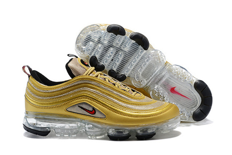 the best attitude ae7ea f2f3c Nike Air VaporMax 97 Gold -  71.95     nike and adidas sports shoes online  store