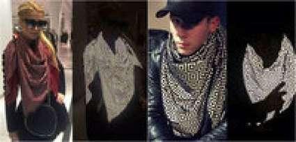 L'invention mode qui va plaire aux people : l'écharpe anti-paparazzi | Portail des femmes | Infos Mode, Beauté , VIP, ragots, buzz ... | Scoop.it