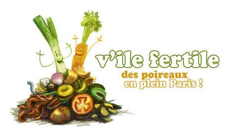 V'ile Fertile : une ferme Urbaine à Paris   Nature et urbanisme   Scoop.it