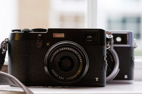 The Fujifilm X100T Review | Fujifilm X | Scoop.it