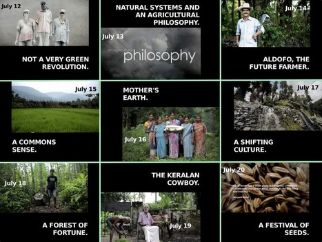 9x9 Online Film Festival: Nine Little Films About Food and Farming | Greening the Media Ecosystem | Scoop.it