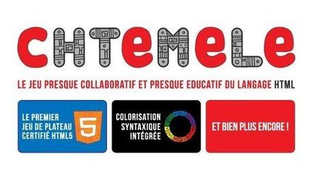 NetPublic » cHTeMeLe : jeu éducatif pour apprendre le HTML5   Compétition vidéoludique motivationelle   Scoop.it