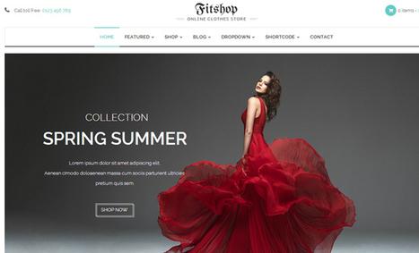 Current Design Trends for Digital Shops and E-commerce Websites - DesignM.ag   Webdesign Glance   Scoop.it