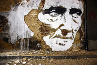 Alexandre Farto aka Vhils Selected Works | CRAW | Scoop.it