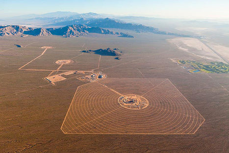 The world's largest solar thermal power plant | Amazing Science | Scoop.it