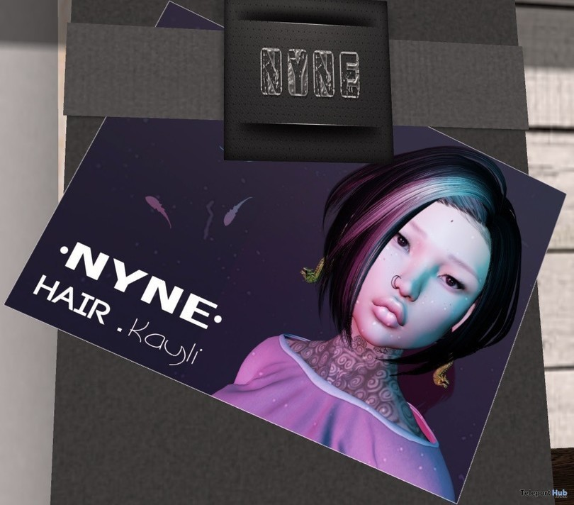8054559d9b Kayli Hair Fatpack May 2018 Group Gift by NYNE ...