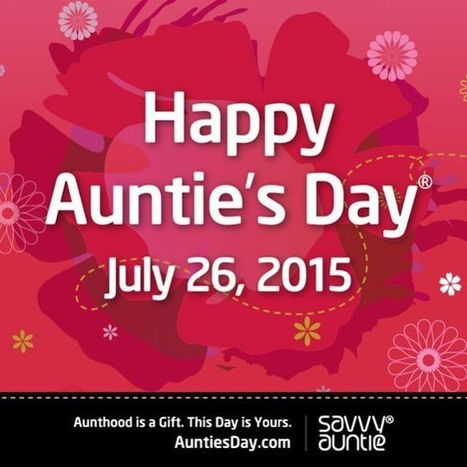 47 Reasons Why It's Really, Really Good to Be an Aunt   ♨ Family & Food ♨   Scoop.it