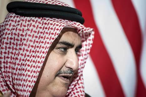 Bahreïn demande la participation de l'Iran à la réunion de Paris ' Histoire de la Fin de la Croissance ' Scoop.it