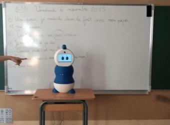Un robot open source à l'école | Robótica Educativa! | Scoop.it