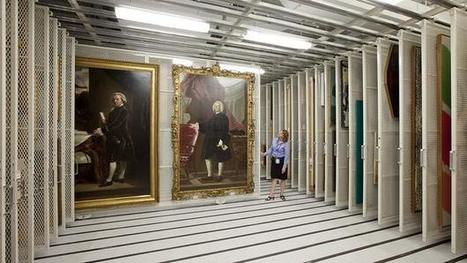 Why museums hide masterpieces away - BBC News   Art Museums Trends   Scoop.it