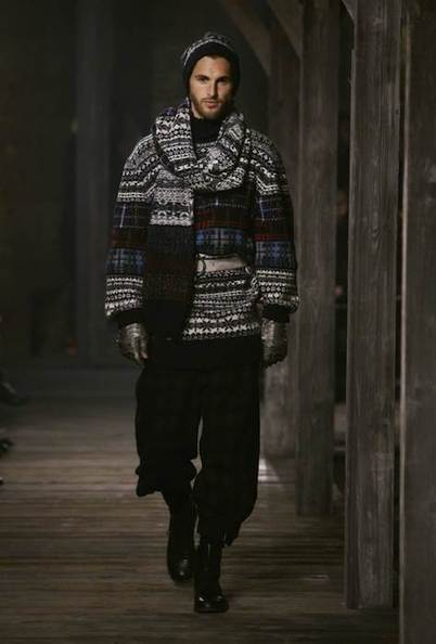 Chanel Men Pre Fall-Winter 2013-2014 'Metiers d'Art' ~ Men Chic- Men's Fashion and Lifestyle Online Magazine | Fashion for all man kind | Scoop.it