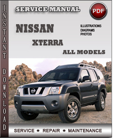 nissan tiida service repair manual download i rh scoop it 2001 Nissan Xterra 2001 Nissan Xterra