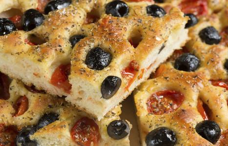 Focaccia: 5 ricette da non perdere - Le ricette de La Cucina Italiana   La Cucina Italiana - De Italiaanse Keuken - The Italian Kitchen   Scoop.it