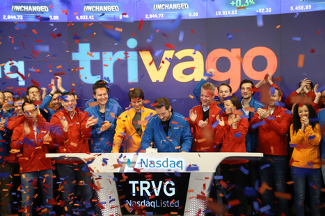 #Trivago closes up 8% in public debut | ALBERTO CORRERA - QUADRI E DIRIGENTI TURISMO IN ITALIA | Scoop.it