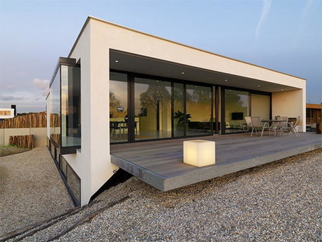 Amazing Modern Cubic House Architecture | Architecture