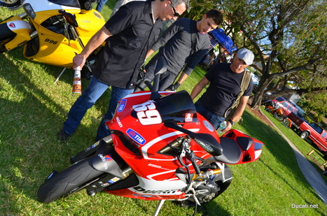 A great day in the park – Dania Vintage Motorcycle Show | Desmopro News | Scoop.it